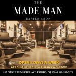 THE MADE MAN BARBER SHOP- INSTAGRAM 3