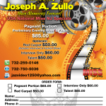 VIDEOS BY JOSEPH A ZULLO- ORDER FORM