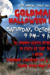 5TH ANNUAL GOLDMANN HALLOWEEN PARTY