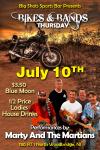 BIG SHOTS 2014- BIKE NIGHT- THURSDAY JUNE 10TH