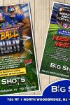 BIG SHOTS- FOOTBALL MAILER FRONT