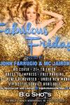 FABULOUS FRIDAYS- IG