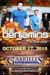 GABRIELE'S- OCTOBER 17TH- THE BENJAMINS