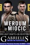 UFC 198- WERDUM VS MIOCIC