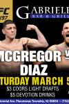 UFC MCGREGOR VS DIAZ- IG