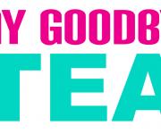 SAY GOODBYE TEA- LOGO