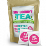SAY GOODBYE TEA- 28 DAY BAG